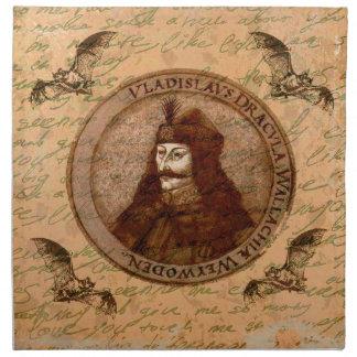 Count Vlad Dracula Napkin