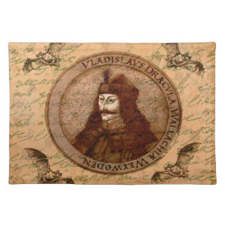 Count Vlad Dracula Placemat