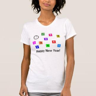 COUNTDOWN - HAPPY NEW YEAR! - shirt