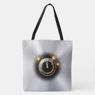 Countdown to the New Year Tote Bag