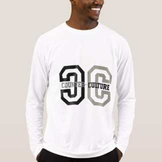 Counter-Culture in white long sleeve T-Shirt
