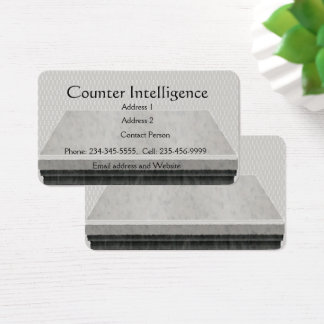 Countertops Cabinets Business Cards