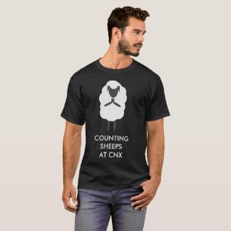 Counting Sheeps @ CNX T-Shirt