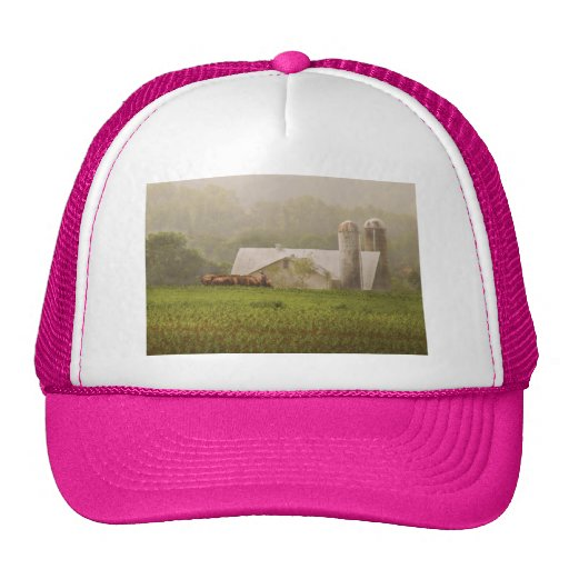 Country - Amish Farming Hat