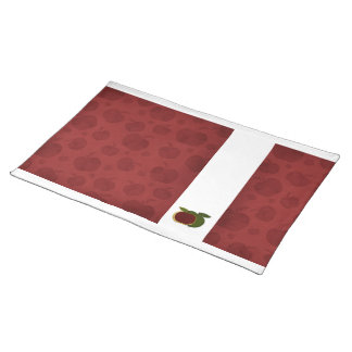 Country Apples (red apples) Placemat