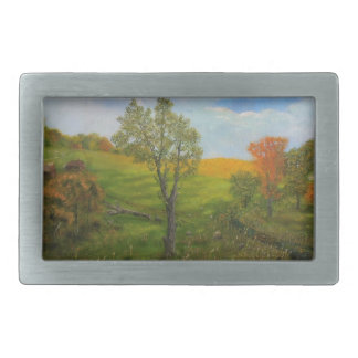 Country Autumn Belt Buckle