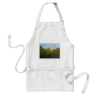 Country Autumn Standard Apron