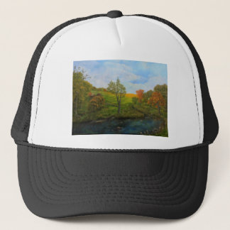 Country Autumn Trucker Hat