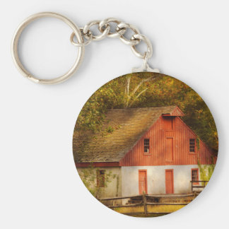 Country - Barn - Out to pasture Keychain