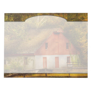 Country - Barn - Out to pasture Notepad