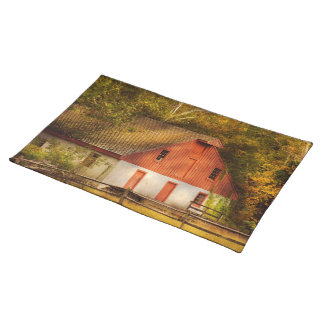 Country - Barn - Out to pasture Placemat