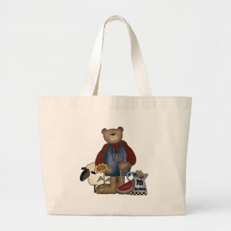 Country Bear 7th Birthday Gifts Tote Bag