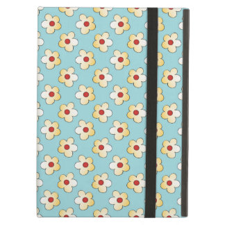 Country Blue Floral iPad Air Case