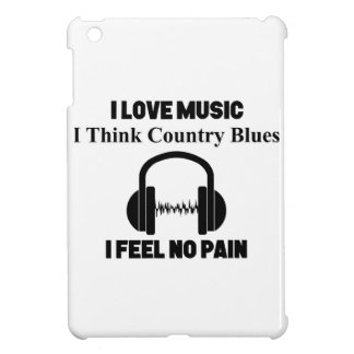 Country Blues iPad Mini Cases
