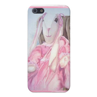 Country Bunny iPhone 5/5S Cover