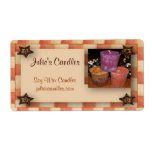 Country Candles Label