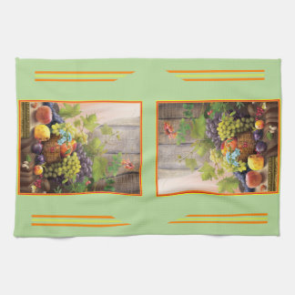 Country Charm Kitchen Towel