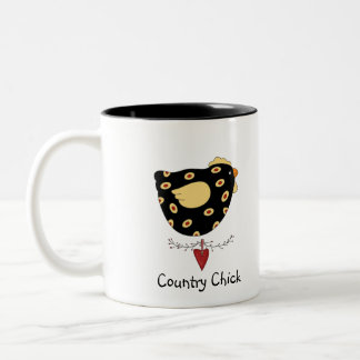 Country Chick Mug
