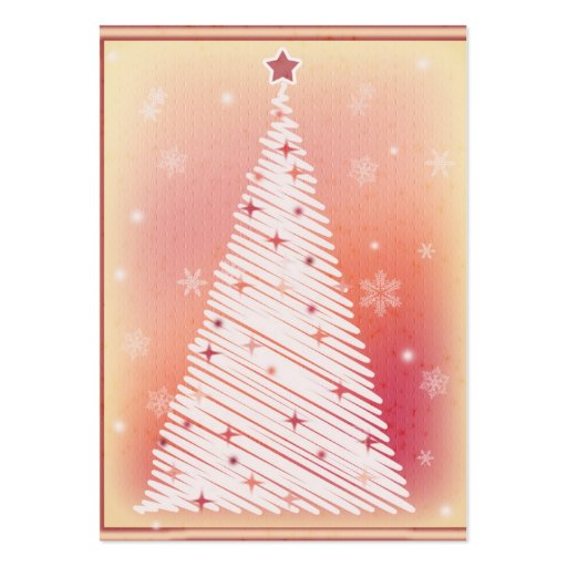 Country christmas gift tags business card zazzle Country christmas gifts to make