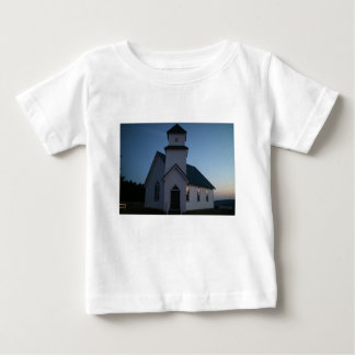 Country Church Baby T-Shirt