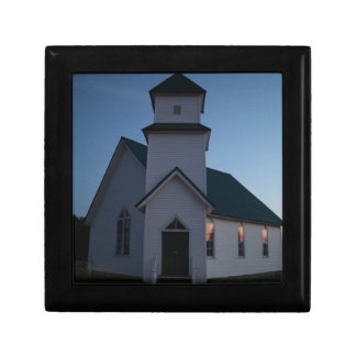 Country Church Gift Box