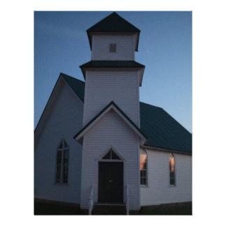 Country Church Letterhead