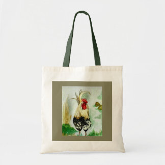 Country Cockrel shopper Tote Bag