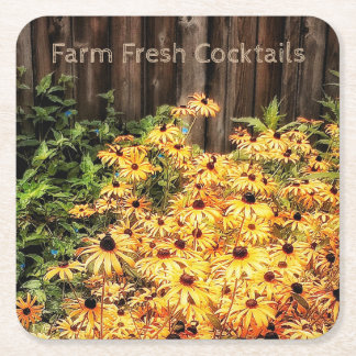 Country Cocktails Coaster