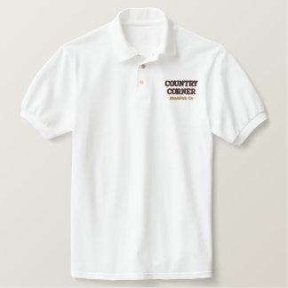 COUNTRY CORNER , Menlo Park CA Polo Shirts