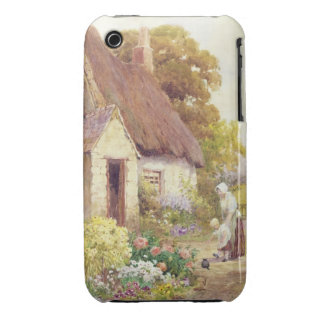 Country Cottage iPhone 3 Case-Mate Cases