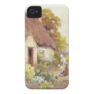 Country Cottage Case-Mate iPhone 4 Case