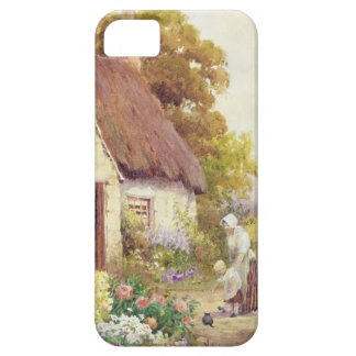 Country Cottage iPhone 5 Cover