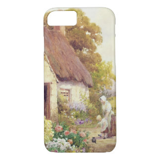 Country Cottage iPhone 7 Case