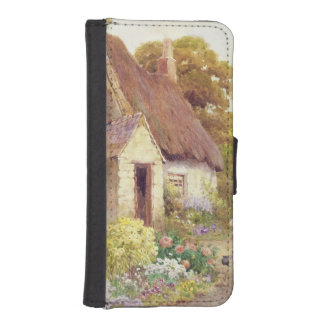 Country Cottage Phone Wallet Case