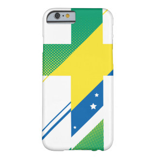Country & Creed - Brazil Barely There iPhone 6 Case