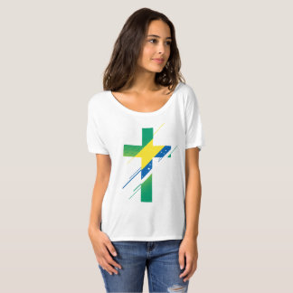 Country & Creed - Brazil T-Shirt