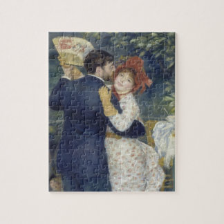 Country Dance by Pierre Renoir, Vintage Fine Art Jigsaw Puzzle