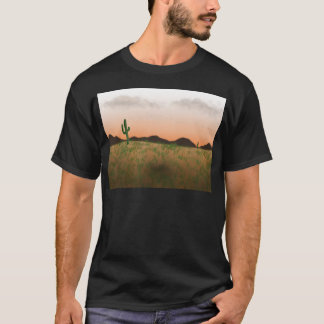 Country Desert Landscape - T-Shirt