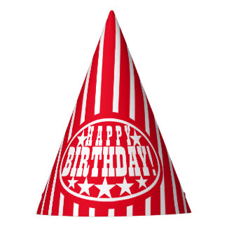 Country Fair Birthday Party Hat