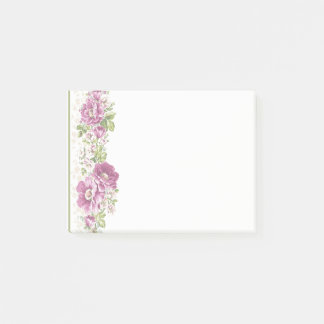 Country Flowers Post-it-Notes Post-it Notes