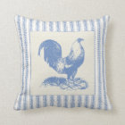 Country French Farmhouse Chicken Pillow
