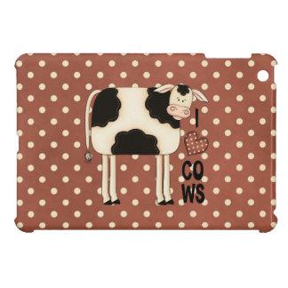 Country Fun Love Cows iPad Mini Glossy Finish Case Cover For The iPad Mini