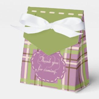 Country Garden Wedding Favor Box