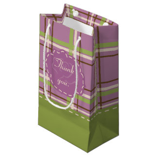 Country Garden Wedding Gift Bag
