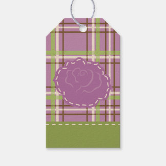 Country Garden Wedding Gift Tag Pack Of Gift Tags
