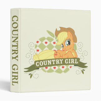 Country Girl 2 Binders