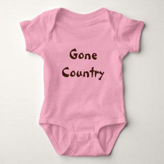 Country Girl Baby Bodysuit