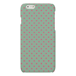 Country Green/Fuchsia iPhone 6 Matte Finish Case