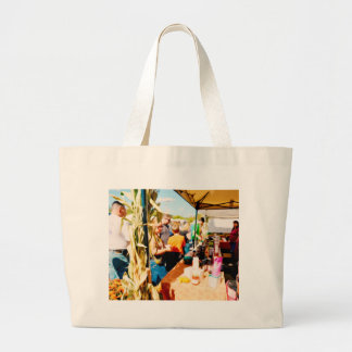 Country Herbs 1 Large Tote Bag