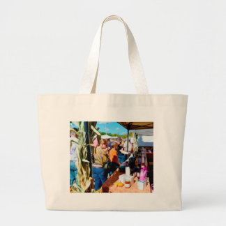 Country Herbs 2 Large Tote Bag